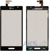 Сенсор (тачскрин) для LG Optimus L9 P760, Optimus L9 P765, Optimus L9 P768 Black