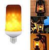 Лампа с Эффектом Пламени Огня LED Flame Bulb А+, фото 6
