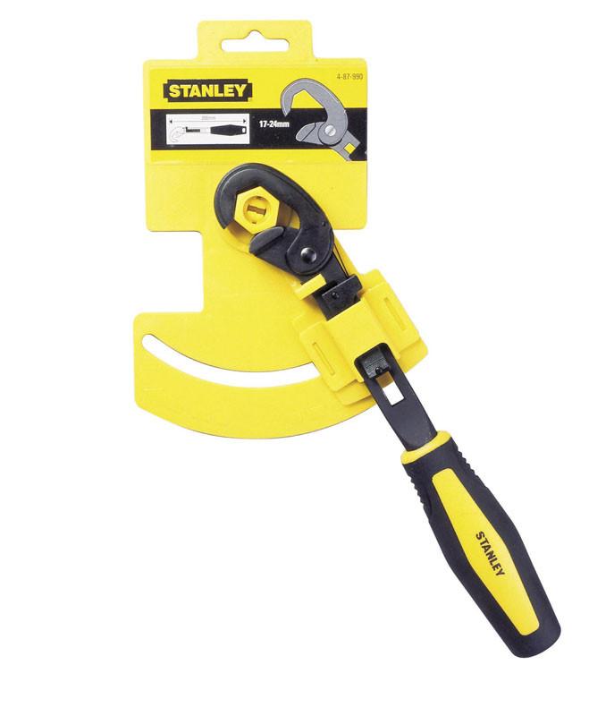 Ключ универсальный 17-24 мм      STANLEY 4-87-990