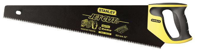 """Ножовка по дереву 500мм  7TPI """"Jet-Cut"""" с покрытием """"Аплифлон""""    STANLEY 2-20-151"""
