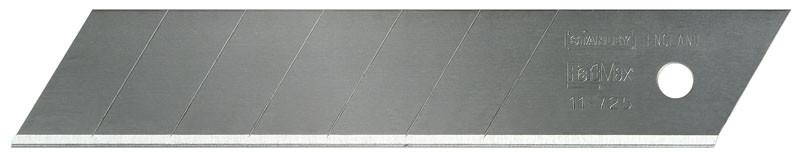 Лезвие 25мм FatMax® с отламывающимися сегментами (20шт.)  STANLEY 3-11-725