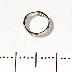 Фурнитура Кольцо заводное пружина 20гр/уп., диаметр 7мм