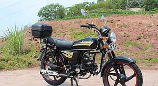 Мотоцикл Spark SP110C-2C (нового образца 2018)
