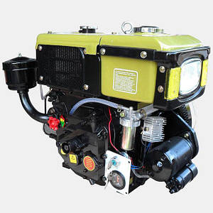 Мотор для мотоблока Кентавр ДД180В 8 л.с.