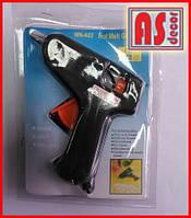 Клеевой пистолет 7 мм (термопистолет)