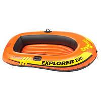 Надувная лодка Intex 58330 EXPLORER 200 , надувная мебель