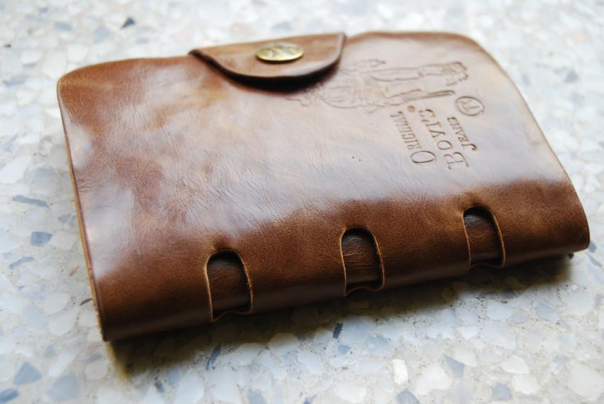 Мужской кошелек. Кожаные портмоне. Бумажник кожаный мужской. Кошелек ... 7aebc75aa69
