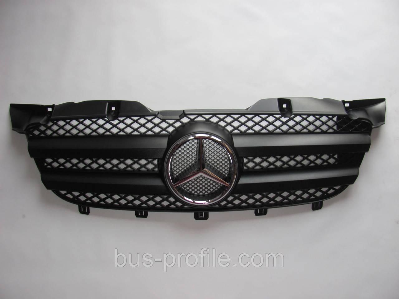 Передняя решетка на MB Sprinter 906 2006→ — Mercedes Original — 9068800385 9051