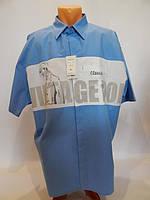 Мужская рубашка с коротким рукавом Vintage Don