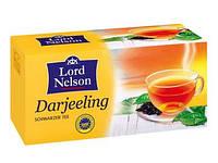 Чай черный в пакетиках Lord Nelson Darjeeling