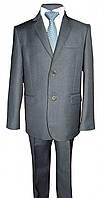Серый школьный костюм на мальчика  №31/3н-15н  -СВ 089/6, фото 1
