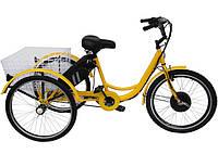 Електровелосипед триколісний Вольта Хобі 750