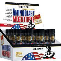 Аминокомплекс WEIDER Amino Blast Mega Forte 25 ml*20