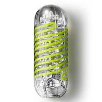 Мастурбатор Tenga Spinner Shell плотное сжатие Тенга Спиннер