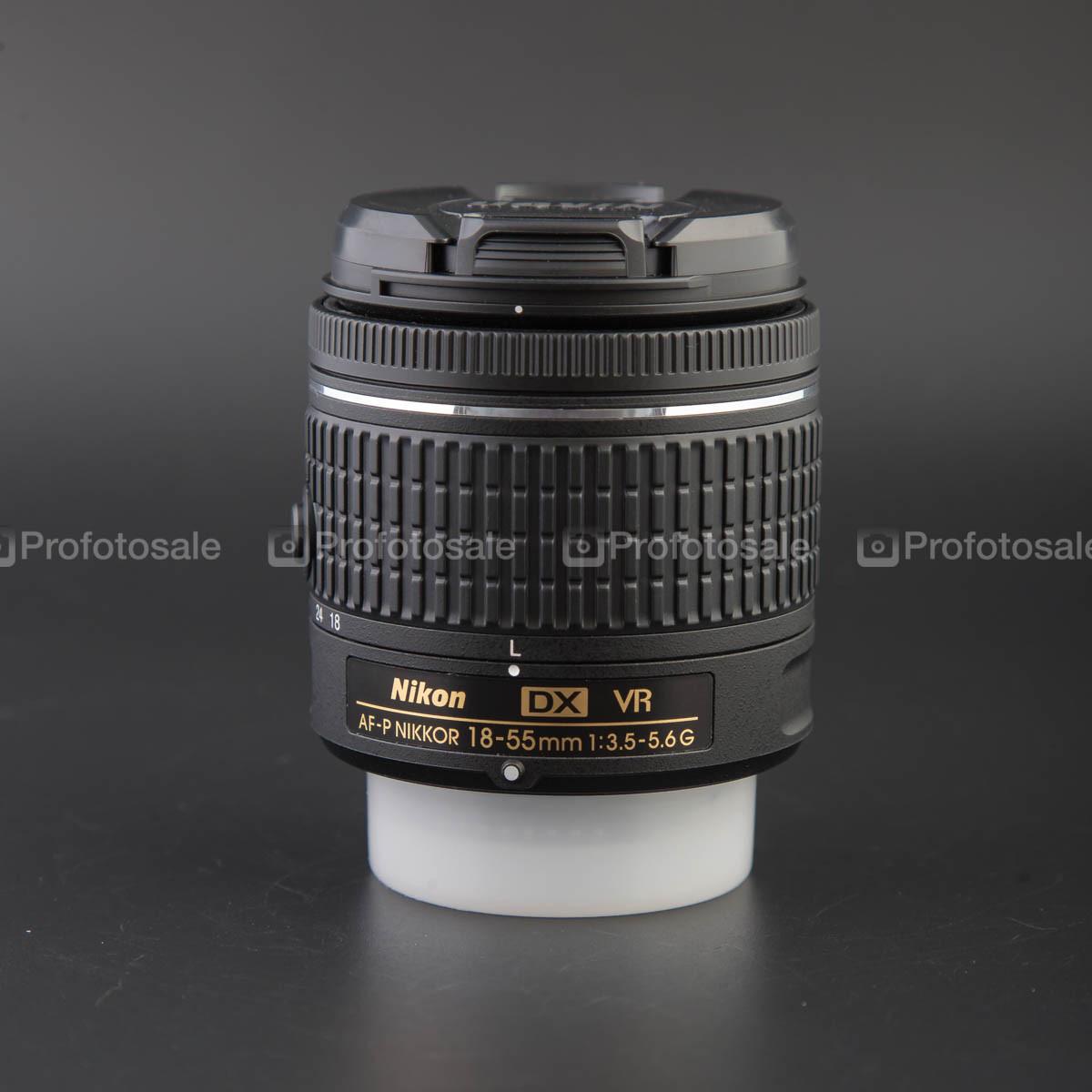 Nikkor AF-P 18-55mm 1:3.5 - 5.6 DX VR