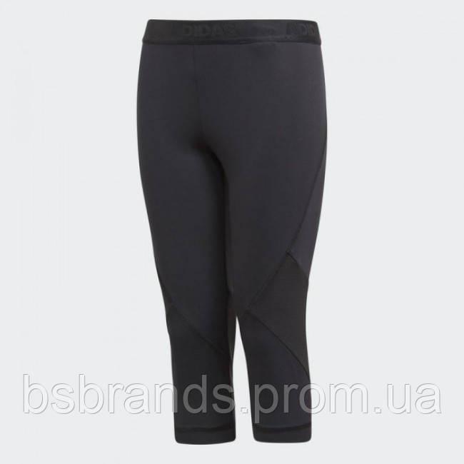 Укорочені штани adidas YG ALPHASKIN SPORT 3/4(АРТИКУЛ:CF7210)