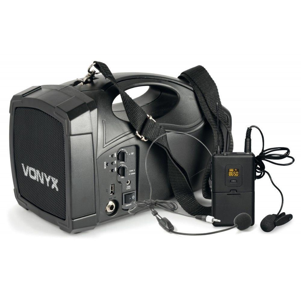 Акустические системы Vonyx ST-012