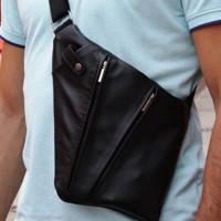 Мужские сумки мессенджер и кобура