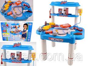 Игровой набор столик  по уходу за куклой Маленький Доктор 008-03