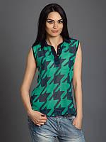 Модная женская блуза, молодёжная летняя блуза, фото 1