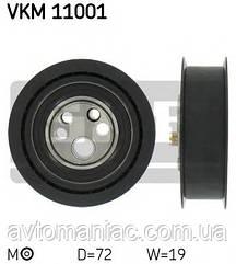 Натяжной ролик ремня грм Audi 100 (4A, C4) 80 (8C, B4) A6 (4A, C4)