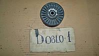 Ролик натяжной и натяжитель ремня для Fiat Doblo 1.9 multijet 2006