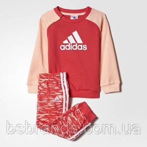 Детский костюм adidas TERRY STYLE (АРТИКУЛ:BK2998)
