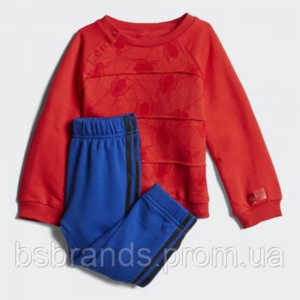 Детский спортивный костюм adidas MARVEL SPIDER-MAN(АРТИКУЛ:CV5967), фото 2