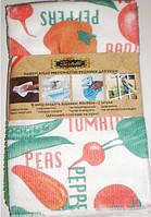 Набор кухонных полотенец, Овощи