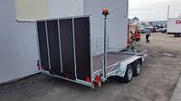 Прицеп для перевозки оборудования аэропорта Киев