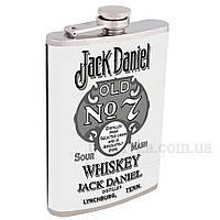 """Фляга красивая для алкоголя """"Виски Джек"""""""