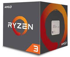 Процессор AMD Ryzen 3 2200G (3.5GHz, 4 cores, AM4) (YD2200C5FBBOX) Box