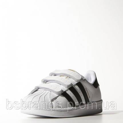 Детские кроссовки adidas Superstar foundation K (АРТИКУЛ:B26070), фото 2