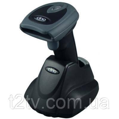 Сканер штрих-кода Cino F780BT Black