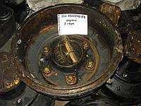Барабан тормозной ГАЗ 53 3307 задний Б.У (В СБОРЕ СО СТУПИЦЕЙ)  (53А-3502070-03 )