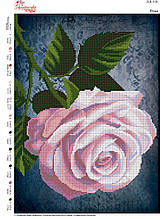 Вышивка бисером Троянда №118