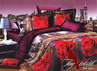 ✅ Полуторный комплект постельного белья (Ранфорс) TAG R901