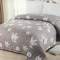 "Покрывало евроразмер  ""Floven""  Soft Cotton 230х250 , фото 1"