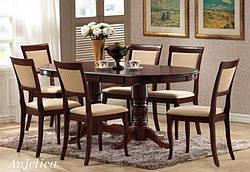 Столы и стулья как часть интерьера