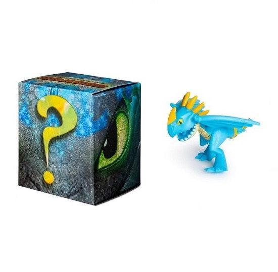 Как приручить дракона 3: набор из дракона Громгильды и тайного героя SM66622/7137 Spin Master