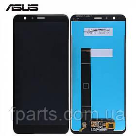 Дисплей для Asus ZenFone Max Plus M1 (ZB570TL, X018D) с тачскрином, Black