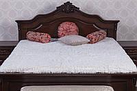 """Кровать в классическом стиле из натурального дерева """"Наполеон"""". Под заказ от фабрики производителя. Доставка"""