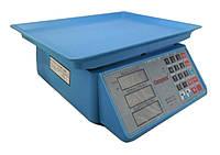 Торговые электронные весы на 40 кг ACS 206. Суперцена!