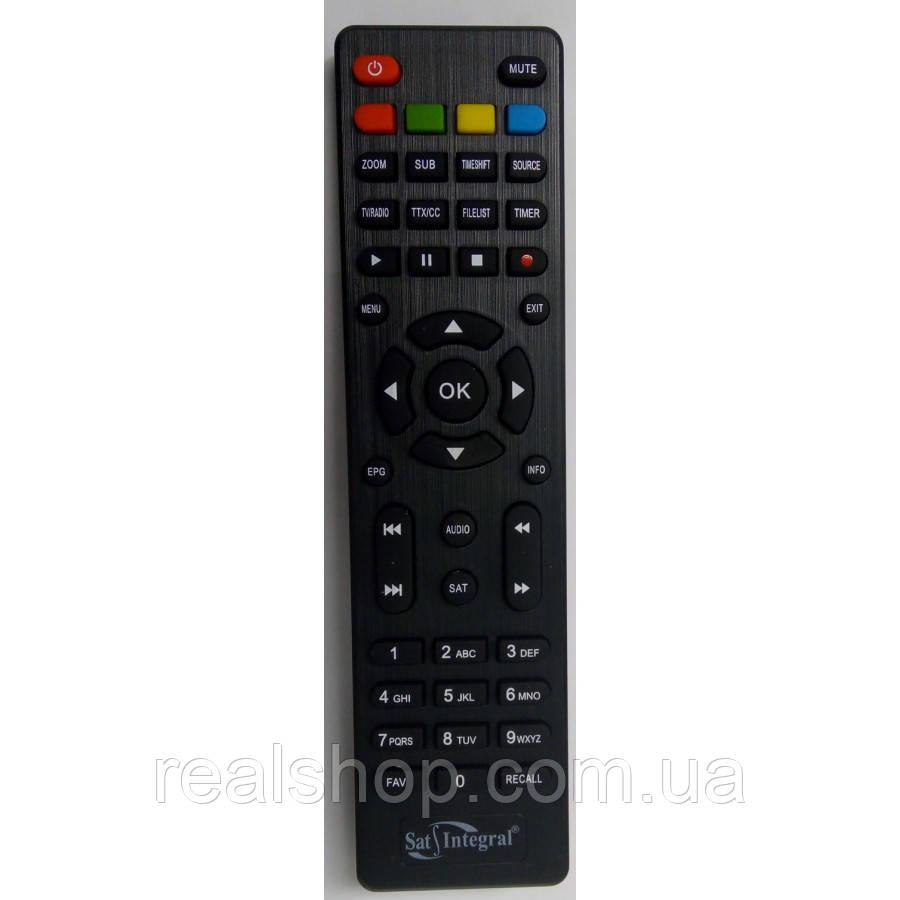 Пульт для Sat-Integral SP-1219 HD, SP-1229 HD, SP-1319 HD, SP-1329 HD Combo (Оригинал)