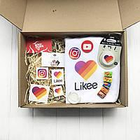 Подарочный набор Likee Video Box (Лайки Видео) White