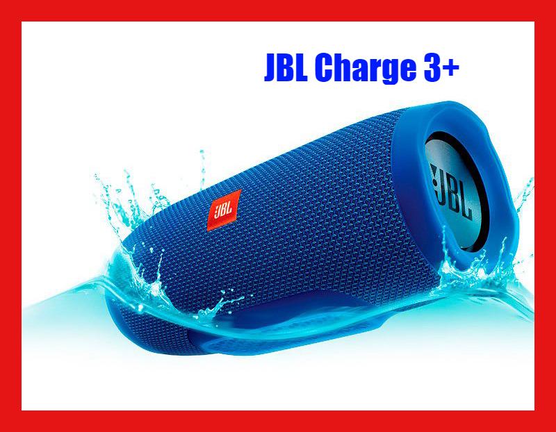 Колонка беспроводная JBL CHARGE 3+ mini