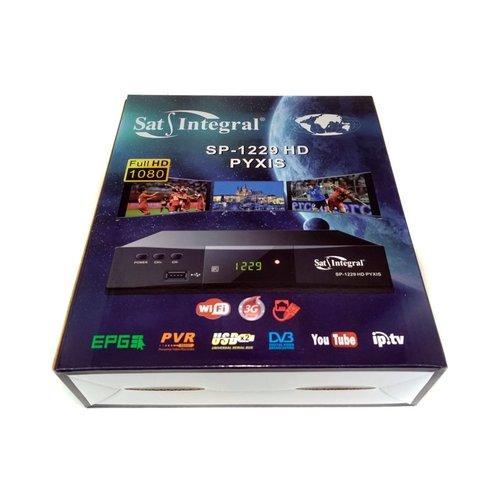 Sat-Integral SP-1229 HD PYXIS + бесплатная прошивка!