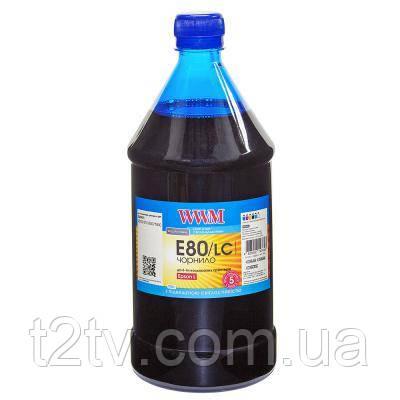 Чернила WWM Epson L800 1000г Light Cyan (E80/LC-4)