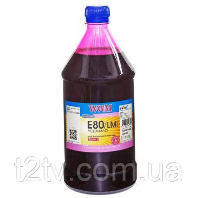 Чернила WWM Epson L800 1000г Light Magenta (E80/LM-4)