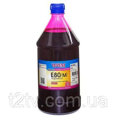 Чернила WWM Epson L800 1000г Magenta (E80/M-4)